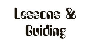 Lessons / Guiding