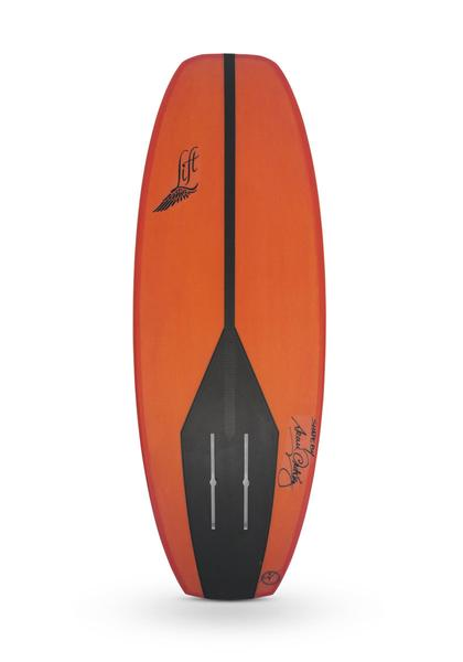 zen-sports-foil-surf-board-orange-top